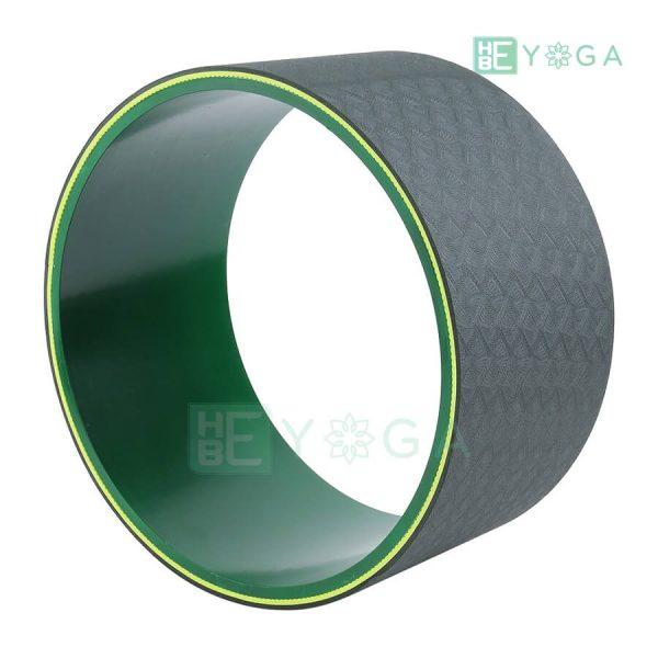 Vòng tập Yoga Eco màu xanh rêu