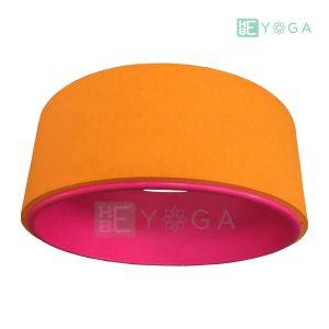 Vòng tập Yoga Pro-Care cao cấp màu cam