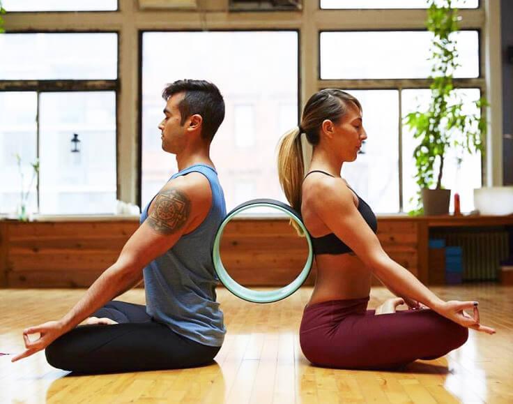 Vòng tập Yoga Chất lượng