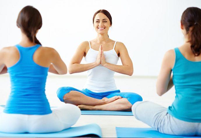 Yoga cho các mối quan hệ tốt hơn.