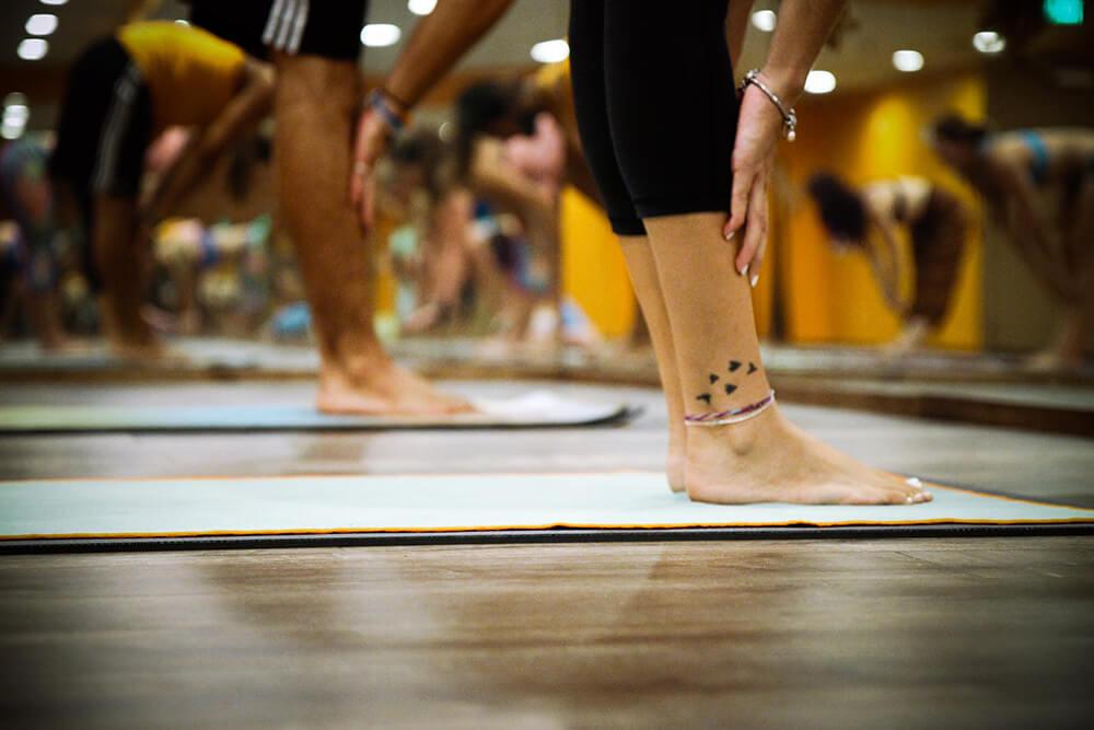 Các tiêu chí chọn thảm tập Yoga