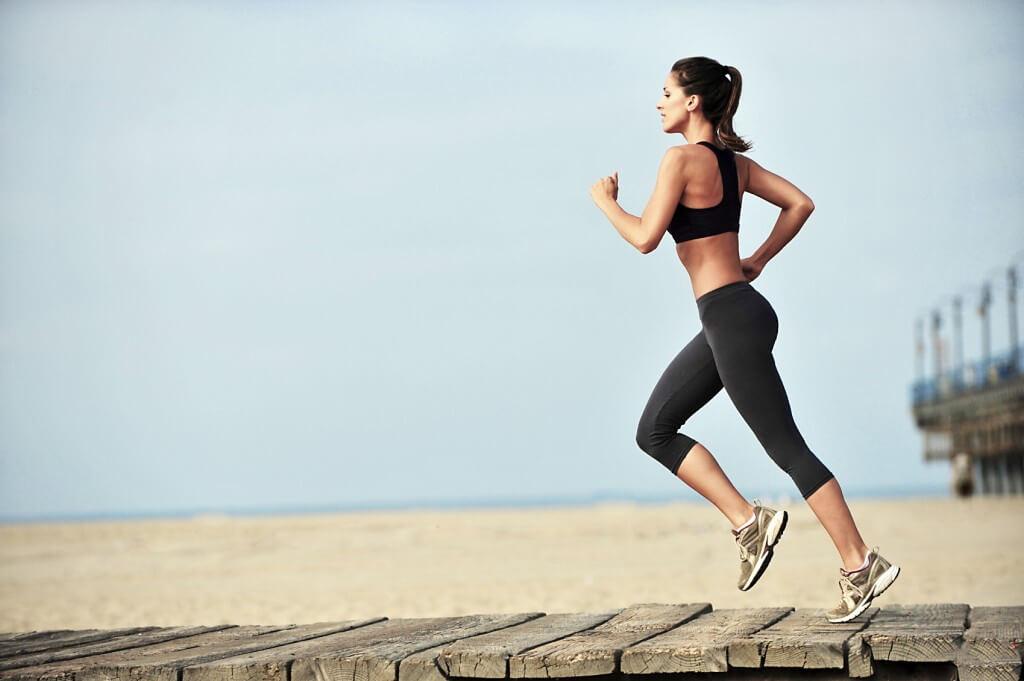 Yoga kết hợp với chạy bộ