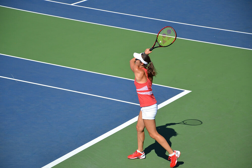 Yoga kết hợp với Tennis