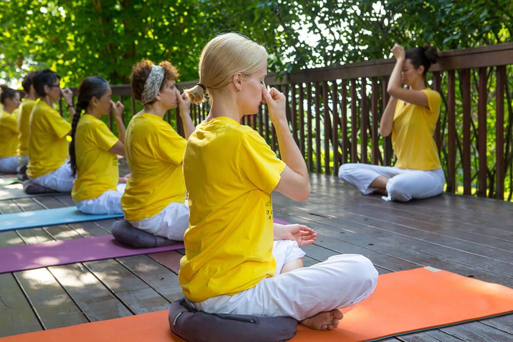 Loại hình Yoga Sivananda