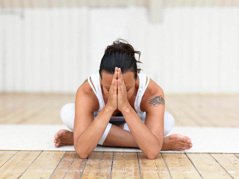 Loại hình Yoga Yin