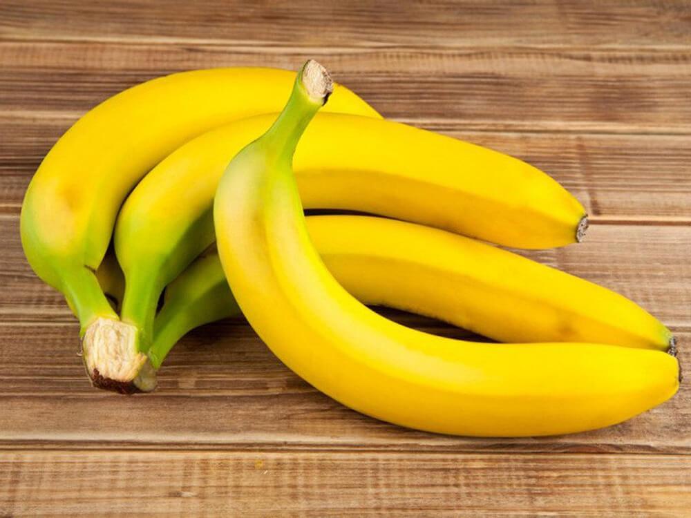 chuối có nhiềuchất chống ôxy hóa, bảo vệ cơ thể khỏi các gốc tự do, ngoài ra nó còn là một thực phẩm để tăng hàm lượng magiê, kali, viatmin C và vitamin B6