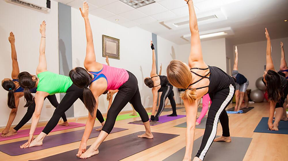 Loại hình Power Yoga