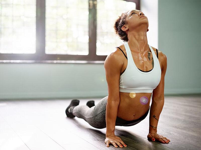 Các lợi ích mà hot yoga mang lại