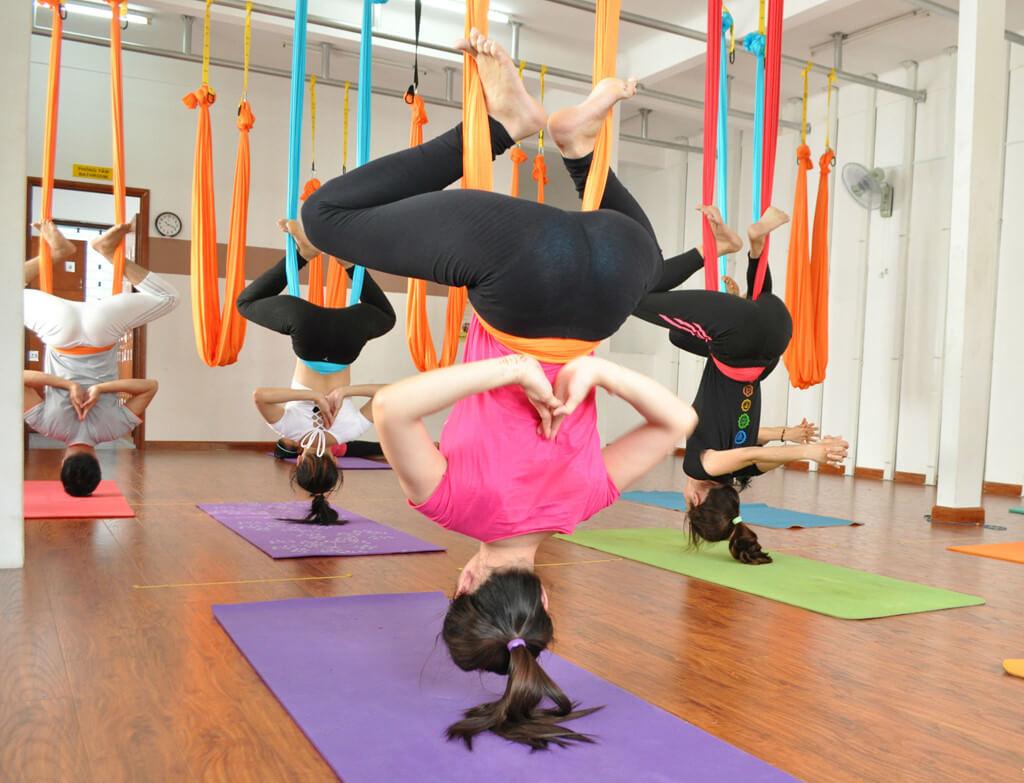 Loại hình Iyengar Yoga là gì?