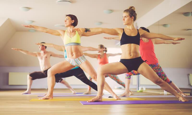 Lợi ích của Bikram Yoga