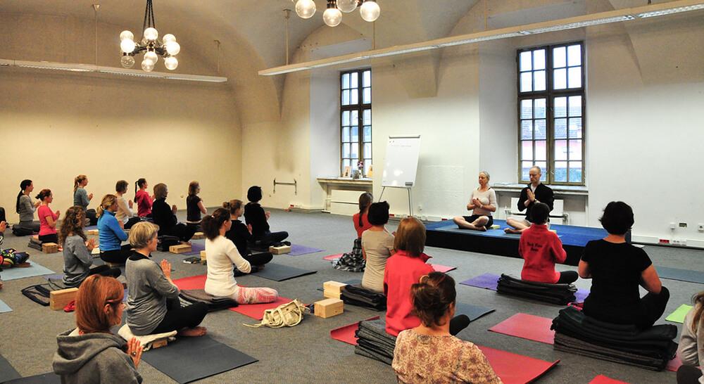 Mục đích của loại hình Iyengar Yoga