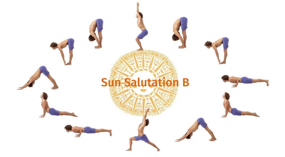 Vinyasa Flow (Chuỗi động tác Vinyasa Yoga)