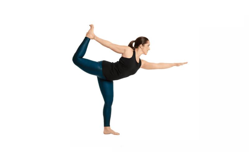 Dancer's Pose (Natarajasana – Tư thế vũ công)