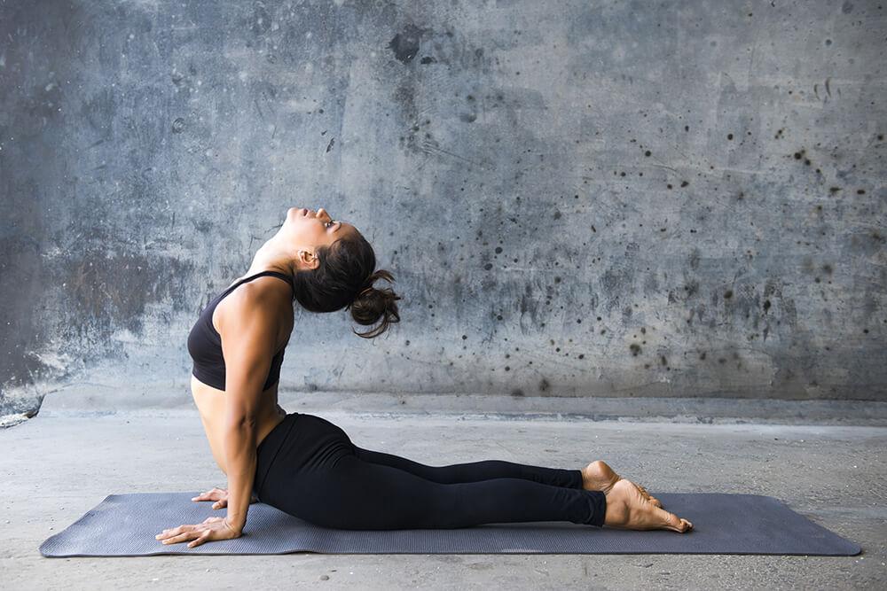 Động tác cơ bản của loại hình Jivamukti Yoga