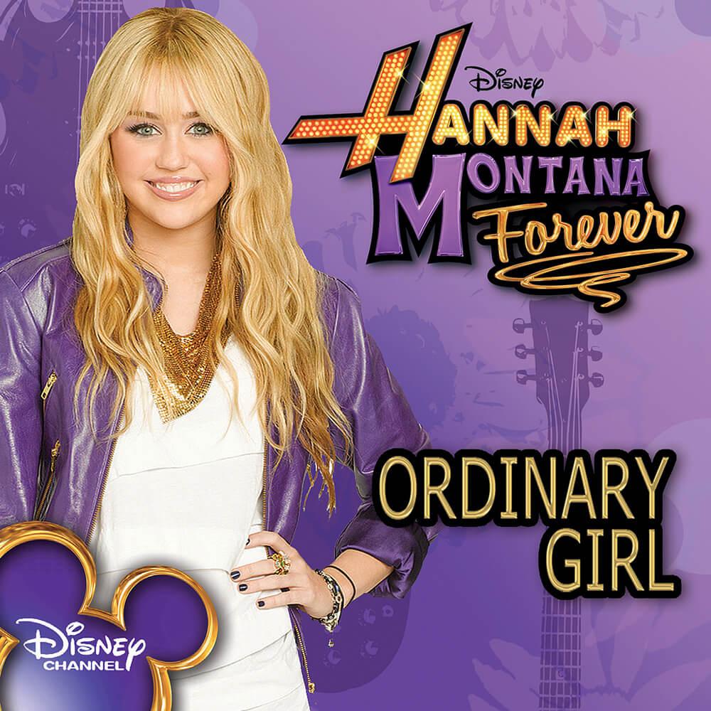 Miley Cyrus thủ vai chính trong Hannah Montana