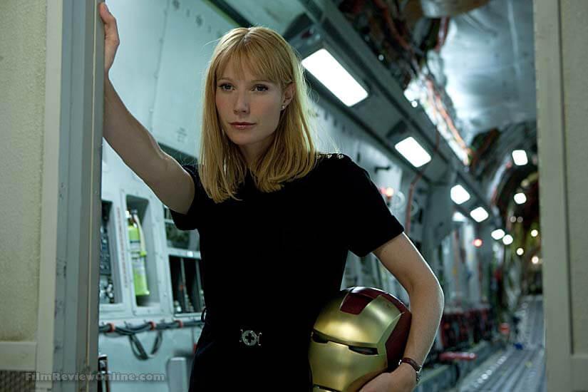 Gwyneth Paltrow thủ vai vợ Iron Man