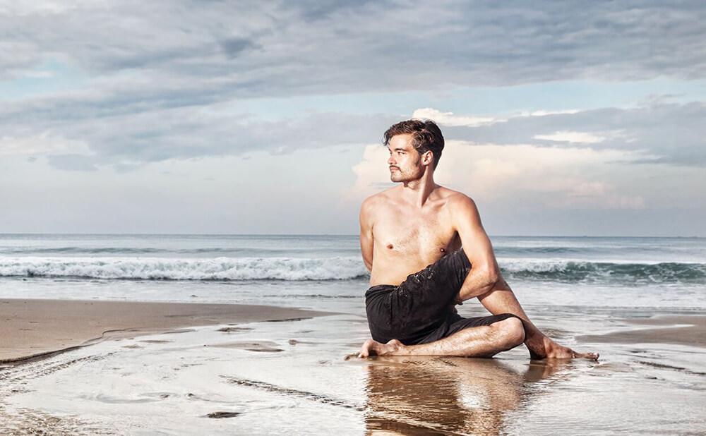 Yoga có thể giúp cai rượu và thuốc lá
