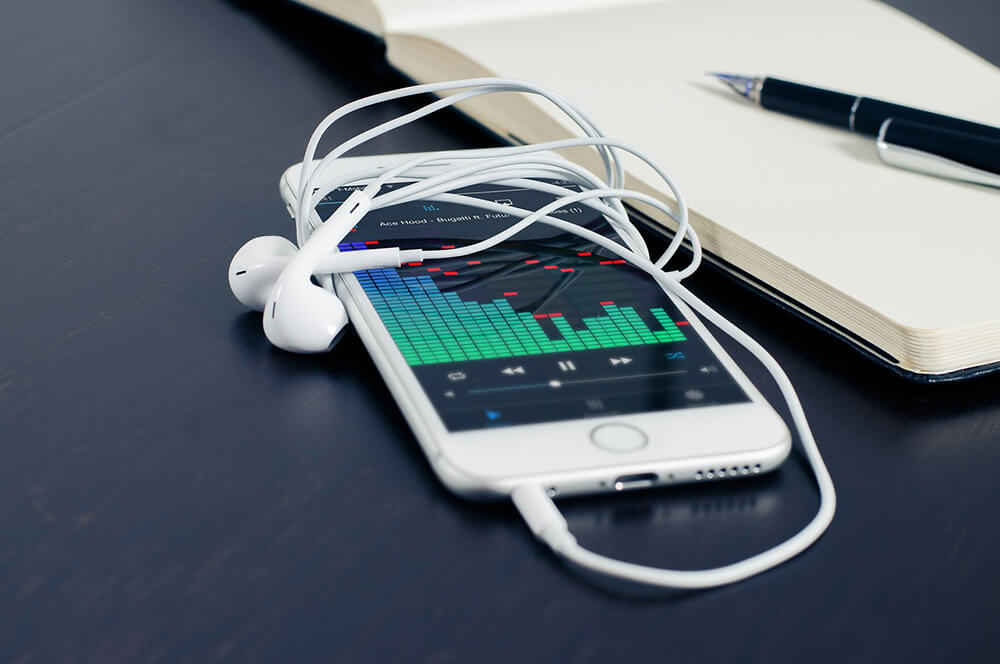 Nghe nhạc giúp cải thiện tâm trạng