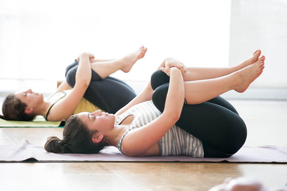 Thảm tập Yoga Chất liệu PVC