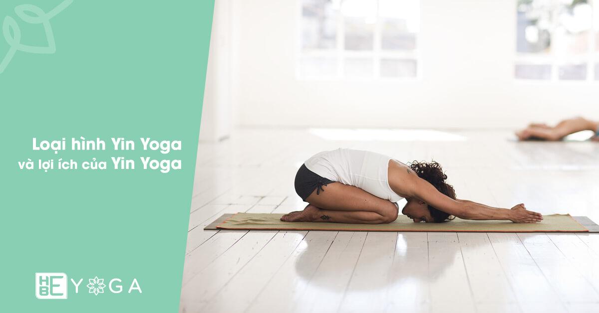Loại hình Yin Yoga là gì? và lợi ích của Yin Yoga Yoga