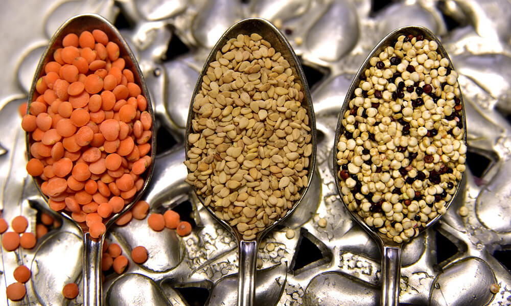 10 nguồn protein từ thực vật cho người ăn chay