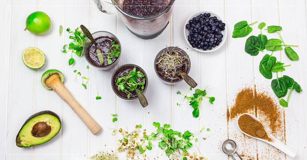 7 thực phẩm chống lão hóa bạn nên thêm vào chế độ ăn uống