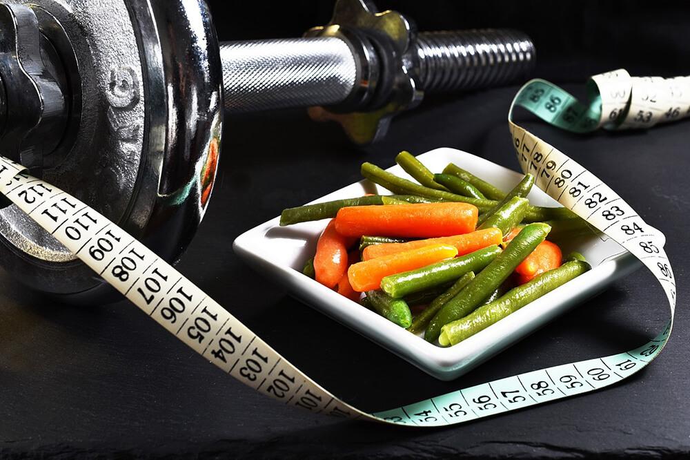 Hình hành chế độ ăn kiêng và tập thể dục