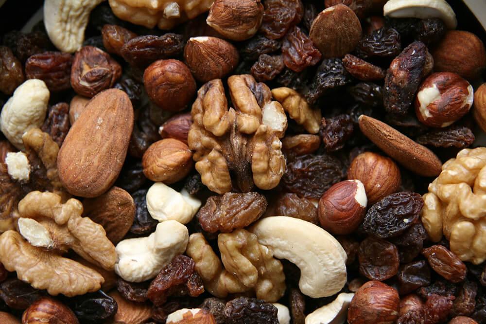 Các loại hạt chứa rất nhiều chất dinh dưỡng