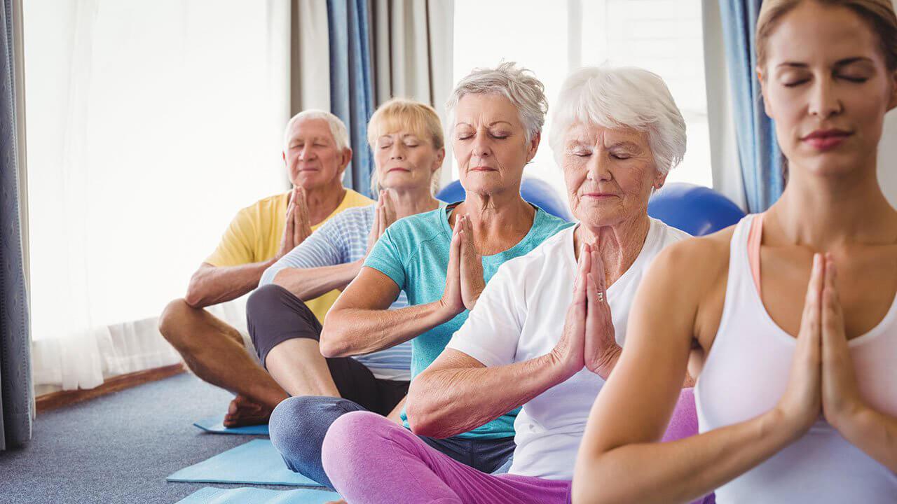 Yoga cải thiện hô hấp