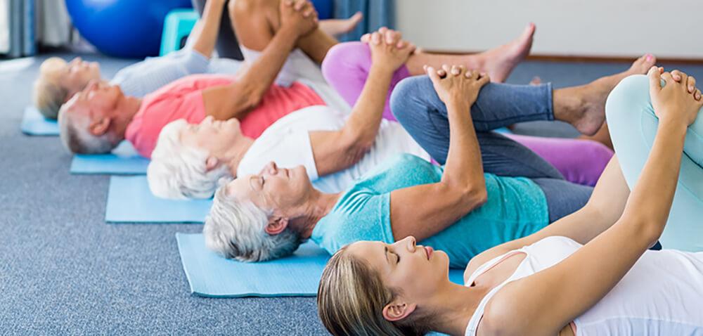 Yoga làm giảm sự lo lắng