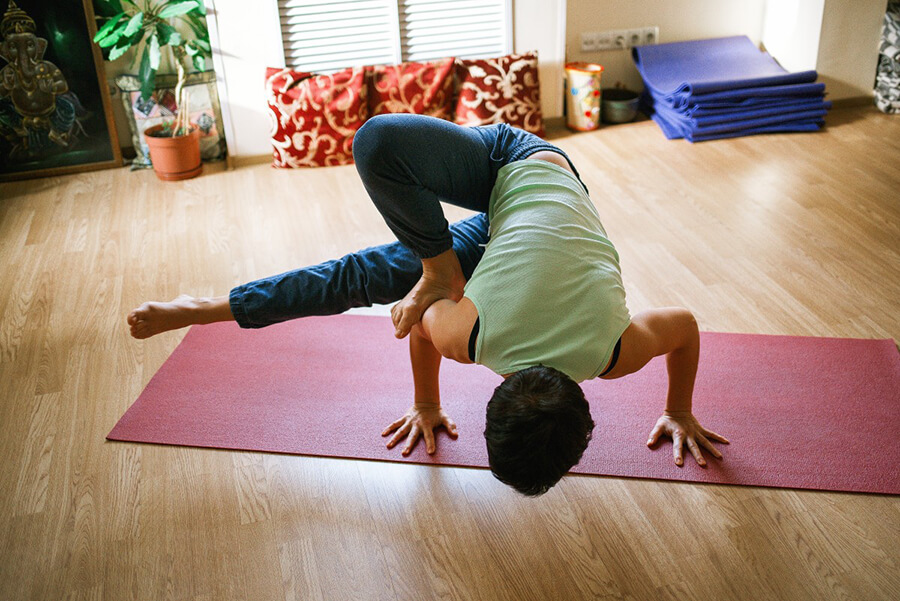 Phân loại thảm tập Yoga