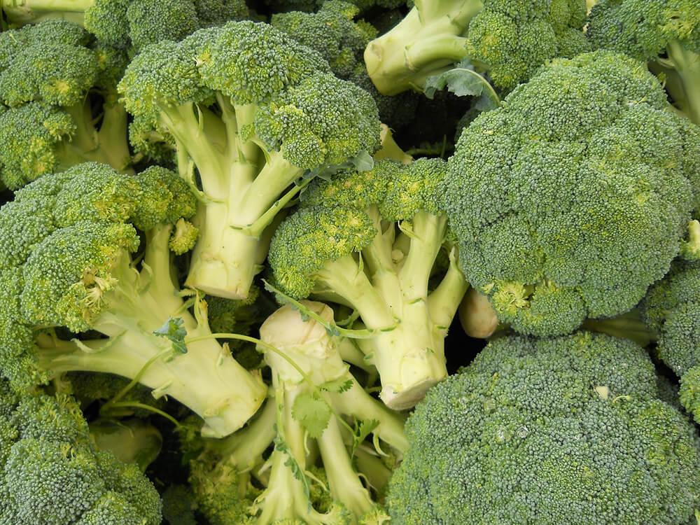 Bông cải xanh có chứa chất oxy hóa rất ạnh mẽ