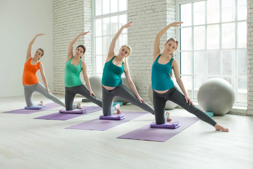 Lợi ích của loại hìnhPrenatal Yoga