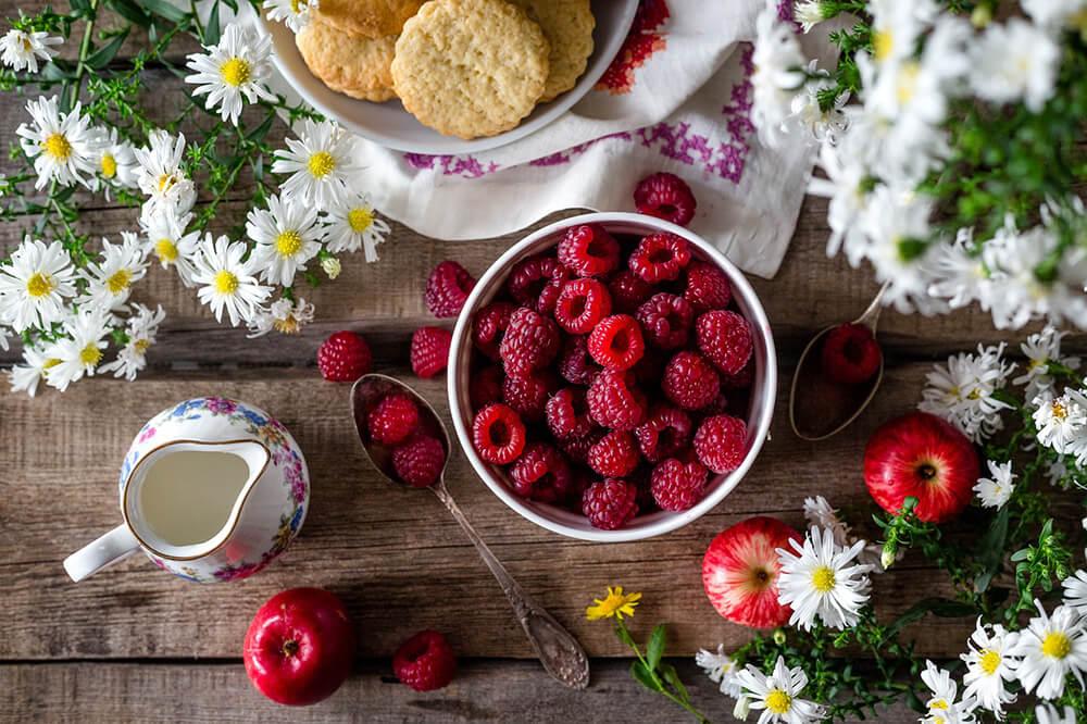 10 thực phẩm giúp bạn chống lại stress