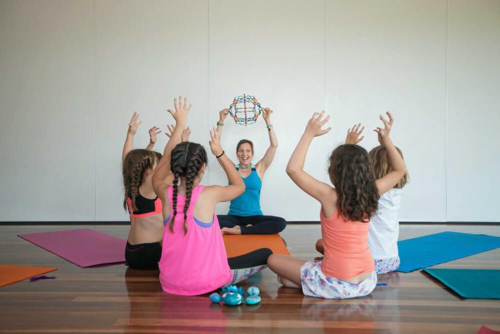 Cách hoạt động của loại hìnhKids Yoga