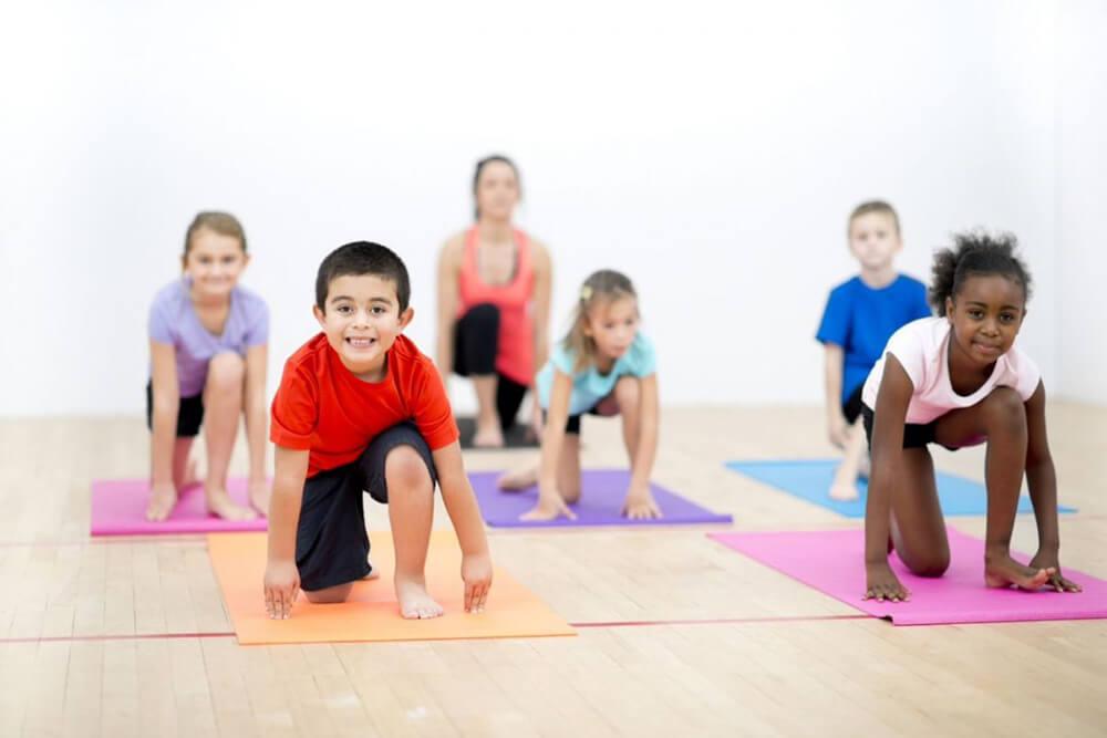 Loại hình Kids Yoga là gì? và lợi ích của Kids Yoga