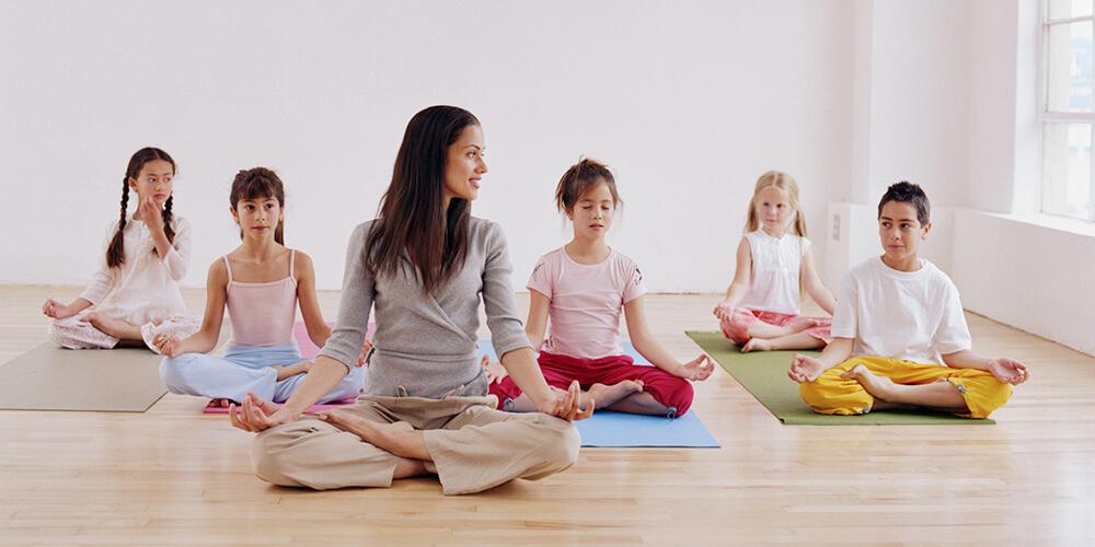 Lợi ích của loại hìnhKids Yoga