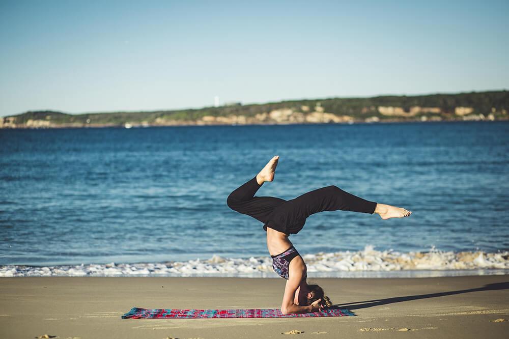 Yoga là một thực hành chánh niệm