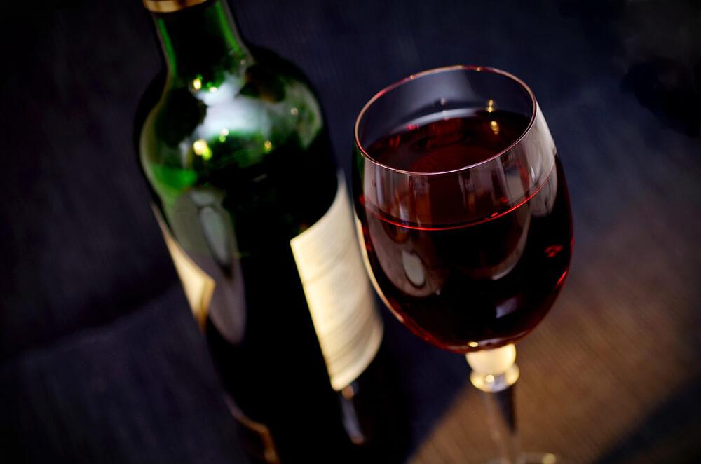 Một ly rượu vang mỗi ngày rất tốt cho cơ thể của bạn
